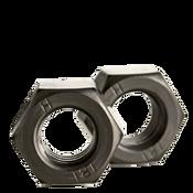 M8-1.25 Hex Nut, Class 8 DIN 934 Plain (3500/Bulk Pkg.)