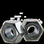 "1 1/8""-8 Heavy Hex Nut, A194/SA194 2H, 8 Pitch, Zinc Cr+3 (75/Bulk Pkg.)"