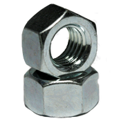 "1""-8 Heavy Hex Nut, Coarse, Stainless Steel 316 (25/Pkg.)"