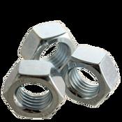 M3-0.50 Hex Nut, Class 8 DIN 934 Zinc Cr+3 (5000/Bulk Pkg.)