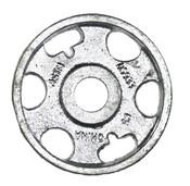 """3/4""""x4"""" Shear Plate Washer, Malleable HDG (50/Bulk Pkg.)"""