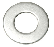 """1"""" Narrow 18-8 Stainless Steel SAE Washers (250/Bulk Pkg.)"""