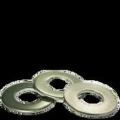 "1/4""X5/8""X0.045 Flat Washers 18-8 A2 Stainless Steel, Standard (6,000/Bulk Pkg.)"