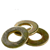 "1"" SAE Washer Zinc Yellow (50 LBS/Bulk Pkg.)"
