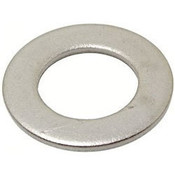 M4 Small Flat Washer DIN 433 Zinc Cr+3 (65,000 /Bulk Pkg.)