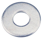 "1"" Flat Washers Low Carbon USS Zinc Cr+3 (25/Pkg.)"
