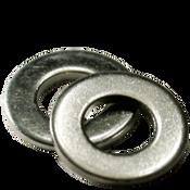 #4 SAE Flat Washers Low Carbon Zinc Cr+3 (50 LBS/Bulk Pkg.)