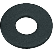 "1/4"" USS Flat Washers Low Carbon Plain (100/Pkg.)"