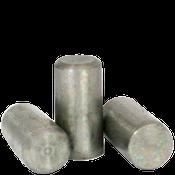 """3/16""""X3/4"""" Dowel Pins 18-8 A2 Stainless Steel (1,000/Bulk Pkg.)"""