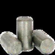 """1/2""""X2"""" Dowel Pins 18-8 A2 Stainless Steel (100/Bulk Pkg.)"""