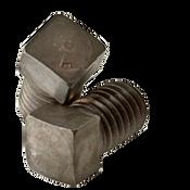 "1/2""-13x3 1/2"" (FT) Square Head Set Screw, Cup Point, Coarse, Alloy Thru-Hardened (250/Bulk Pkg.)"