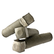 "3/4""-10x3"" (FT) Square Head Set Screw, Oval Point,  Coarse, Case Hardened (100/Bulk Pkg.)"