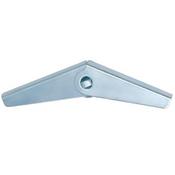 #8-32 Toggle Wing, Zinc Cr+3 (1,250/Bulk Pkg.)