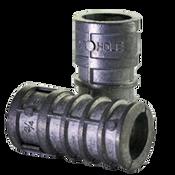 """1/4"""" Short x1"""" Lag Screw Expansion Shields Anchor Short Zinc Alloy (100/Pkg.)"""