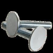 "5/16""-18x2"" (FT) Flat Countersunk Head Elevator Bolts Grade 2 Zinc Cr+3 (50/Pkg.)"