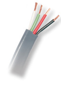 16 GA Jacketed Wire - 4 Conductor (Black-Green-Red-White)