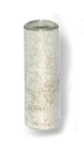 12-10 AWG .810 Length Non-Insulated Butt Splice Connector - Seamless