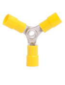 12-10 AWG Vinyl Insulated 3-Way Splice Connectors (1,000/Bulk Pkg.)