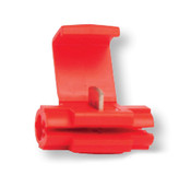 22-18 AWG Red Instant Tap w/ Wire Stop
