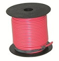 100 ft 8 GA Primary Wire - Red