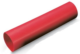 "22-16 AWG Dual Walled Color Coated - Adhesive Lined Heat Shrink - 3/16""  X 6""  Red"