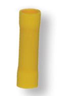 12-10 AWG 1.060 Length Vinyl Insulated Butt Splice Connector