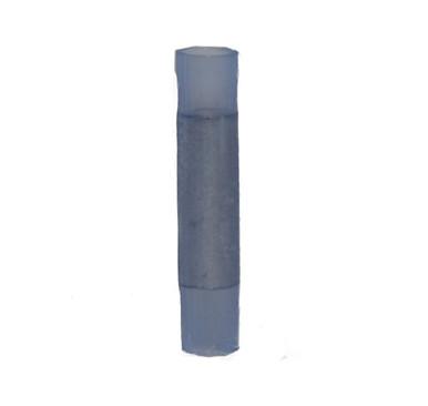 16-14 AWG .990 Length Nylon Insulated Butt Splice Connector - Seamless Straight