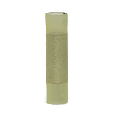 12-10 AWG 1.25 Length Nylon Insulated Butt Splice Connector Long - Seamless Straight