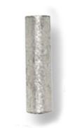 22-18 AWG .565 Length - Non-Insulated Butt Splice Connector - Seamless