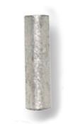 22-18 AWG .625 Length - Non-Insulated Butt Splice Connector - Seamless