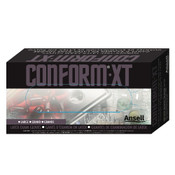 XT Premium Latex Disposable Gloves, Powder-Free, X-Large (100/Box)