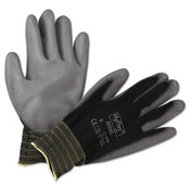 HyFlex Lite Gloves, Black/Gray, Size 9 (12 Pair)