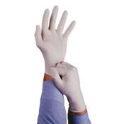Conform Natural Rubber Latex Gloves, 5-Mil, Medium (100/Box)