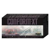 XT Premium Latex Disposable Gloves, Powder-Free, Medium (100/Box)