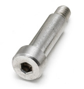 "8-32x3/8"" Socket Head Shoulder Screw, Stainless Steel (100/Bulk Pkg.)"