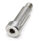 """8-32x1/4"""" Socket Head Shoulder Screw, Stainless Steel (200/Bulk Pkg.)"""