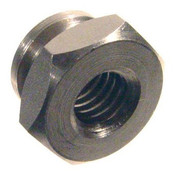 """8-32x7/16"""" Hex Thumb Nuts, Aluminum (100/Bulk Pkg.)"""