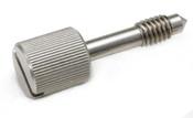 "8-32x11/16"" Captive Panel Screws, Type 2, Stainless Steel (25/Pkg.)"