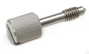 "8-32x7/8"" Captive Panel Screws, Type 2, Stainless Steel (100/Bulk Pkg.)"
