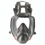 Gray Silicone ERB Safety 13562 3M 7800S 7000 Series Full Face Silicone Respirator Large