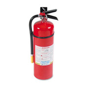"ProLine Pro 10 MP Fire Extinguisher, 4-A,60-B:C, 195psi, 19.52"" x 5.21"" (Qty. 1)"