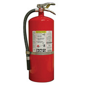 """Pro Plus Line Pro 20 MP Fire Extinguisher, 20-A,120-B:C, 195psi, 21.6"""" x 7.25"""" (Qty. 1)"""