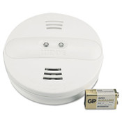 Dual Sensor Smoke Alarm, 9V Battery (Qty. 1)