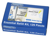 First Aid Refill Kit w/ Essential Supplies