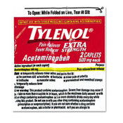 Tylenol Extra Strength Single Dose Packets