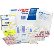 First Aid Refill Kit with Frequently Depleted Products