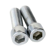 "1/4""-28x2"" Socket Head Cap Screw Stainless Steel 304 (ASME B18.3) (250/Pkg.)"
