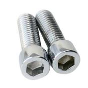 """1/4""""-28x3/4"""" Socket Head Cap Screw Stainless Steel 316 (ASME B18.3) (25/Pkg.)"""