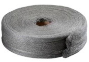 Steel Wool Reels - Medium Coarse), Mercer Abrasives 454MEDCRS (6/Pkg.)