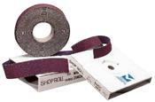 "Shop Rolls - Aluminum Oxide - 1"" x 50 YD, Grit: 80, Mercer Abrasives 380080 (Qty. 1)"
